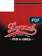 Legends Menu