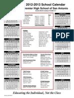 2012-2013 PHS San Antonio