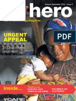 Y Care International Newsletter - September 2012