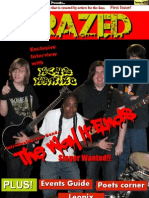 Krazed Issue #1