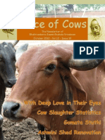 Voice of Cows - Oct 2012