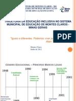 PALESTRA EDUCAÇÃO INCLUSIVA NO MUNICIPIO DE MONTES CLAROS-1
