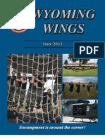 Wyoming Wings magazine, June 2012