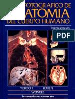 Atlas Fotografico de Anatomia Del Cuerpo Humano [3era Edicion]