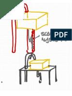 disegni per secchiaio esterno