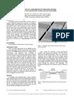 Fabrication of a Piezoresistive Pressure Sensor