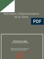 B Estructura y Dinamica Interna de La Tierra