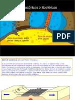 Geodinamica Interna de La Tierra