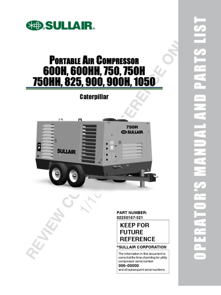 compresor 750h valve battery electricity rh es scribd com