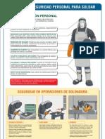 Medidas de Seguridad Para Soldar