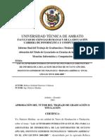 Proyecto de Soedad Guerrero