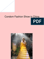 Condom Fashion