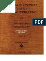 Geologia de Venezuela y Sus Cuencas Petroliferas