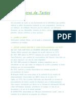 Procesadores de Textos PAMELA Y ROMINA