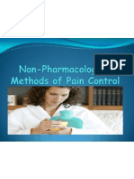 Non-Pharmacological Methods of Pain Control