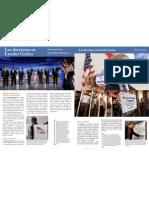 P US Elections Primary Spanish