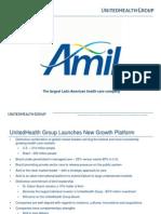 UNH Amil Investor Presentation Final