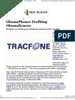 Obama Phones Profiting ObamaDonors