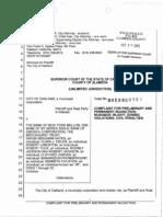 Brockhurst Complaint 10 4 12