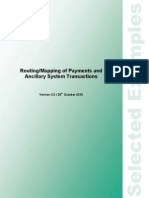Routing Mapping Payments as Transactions v3