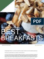 Meghan's Best Breakfast Recipe Book