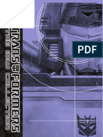 Transformers IDW Collection Vol. 7 Preview