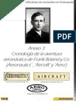 100 Años Aviación en Venezuela - Anexo3 Cronologia Boland