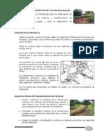 Mejoras y Mantenimiento de Caminos Rurales