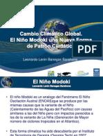 3. El Fenomeno de El Niño Modoki