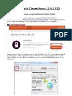Instalacion de Ubuntu Server 12-04-1_LTS