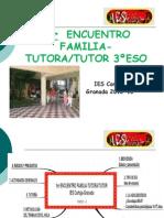Ier  ENCUENTRO FAMILIA-TUTOR3ºESO.Teresa.Oct2012