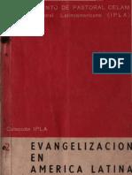 Celam - Evangelizacion en America Latina