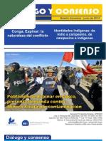 Boletín Diálogo y Consenso Nº3