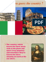 Financial markets and institutions of ITALY