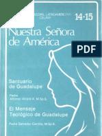 Celam - Guadalupe Santuario y Mensaje