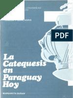 Celam - La Catequesis en Paraguay Hoy