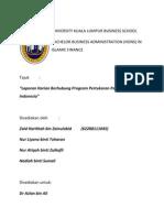 Report Lawatan ke Indonesia