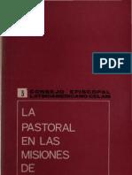 Celam - La Pastoral de Las Misiones en America Latina