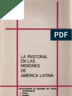 Celam - La Pastoral en Las Misiones en America Latina