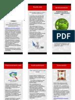 Brochure SDA Producciones