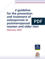 RACGP Osteo Guideline