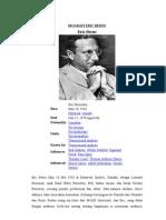 Biografi Eric Berne