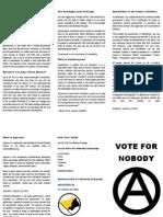 VFN Message to Libertarians #1