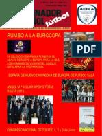 Revista el entrenador español de fútbol número 131