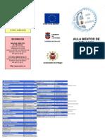 TRÍPTICO MENTOR 2012-2013