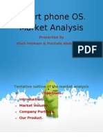 Android OS Market Analysis