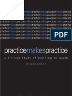 Practice Makes Practice