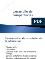 Competencias 25 May