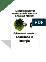 Consejos para ahorrar energía y cuidar el medio ambiente