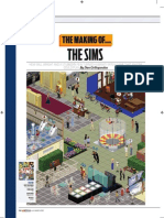 The Making of The Sims